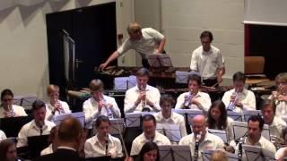 2014 07 03 concert SHOT Studenten Harmonie Orkest Twente