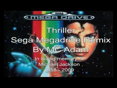 Michael Jackson – Thriller (Sega Megadrive Remix)