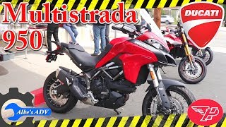 9. 2019 Ducati Multistrada 950 first impression / Review