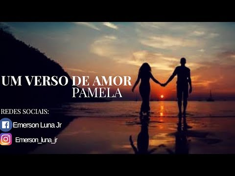 Versos de amor - Um Verso De Amor - By Emerson Luna (Solo)