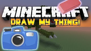 (WINNING!) Minecraft: Draw My Thing! - w/BajanCanadian, Woofless&Vikkstar!
