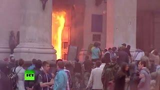 Совет Европы: К трагедии в Одессе причастна украинская милиция