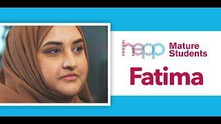 Mature Student Stories Film – Fatima