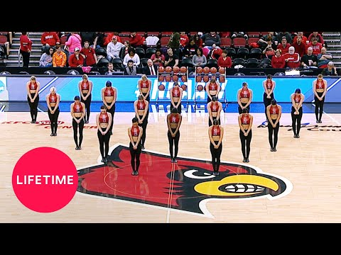 So Sharp: The Ladybirds Perform at an NCAAW Game (Episode 8) | Lifetime