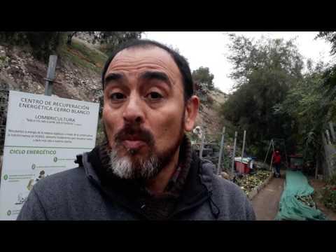 René Cifuentes encargado de capacitación de ASOF se refiere a proyecto de reciclaje Recoleta