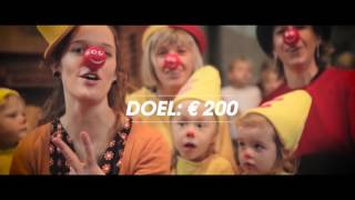 Rode Neuzen Dag - Silver Effie 2016