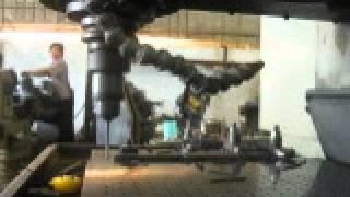 Máy phay CNC 3