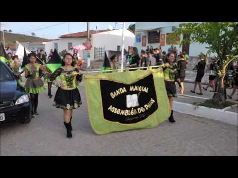 AD Em Frei Martinho - PB promove I grande marcha para Jesus