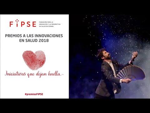 Gala de entrega de los Premios FIPSE 2018 - Vídeo con fotografías