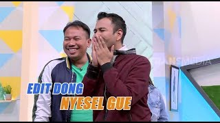 Video Minta Diedit, Raffi NYESEL Menjawab Pilih Laudya Cynthia Bella | OKAY BOS (15/08/19) Part 4 MP3, 3GP, MP4, WEBM, AVI, FLV September 2019