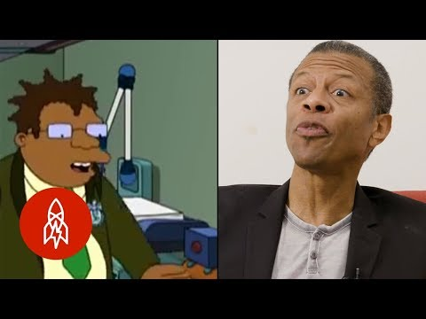The Voice Behind 250 of Your Favorite Cartoons (Phil LaMarr)