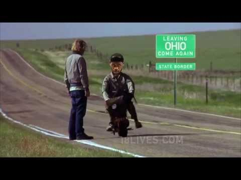 LeBron Gives Harry a Ride to Cleveland