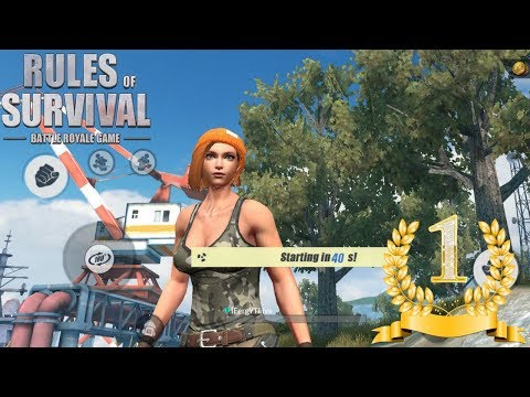 Rules Of Survival | I AM  #2 On Leaderboards | Grand Master | Season Reset !