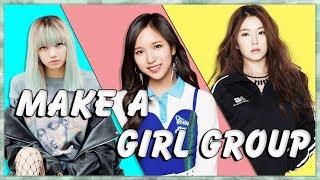 Video Create Your Own 7 member K-Pop Girl Group! (Kpop Game) MP3, 3GP, MP4, WEBM, AVI, FLV November 2018