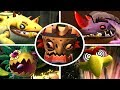 Donkey Kong Country Returns Hd All Bosses no Damage