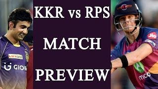 On a roll after three back-to-back wins, the resurgent Pune (RPS) will face a tough challenge when they take on two-time...
