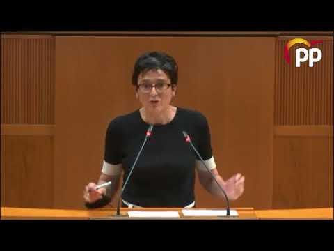 Marín critica el abandono de la sanidad pública en...