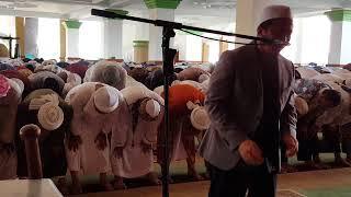 Video Ustadz Yusuf Mansur mengimami shalat Jum'at di Azzikra ,06 Oktober 2017 MP3, 3GP, MP4, WEBM, AVI, FLV Mei 2019