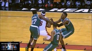 LeBron James Offense Highlights 2013/2014