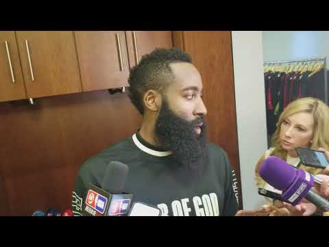 James Harden on Rockets collapse and CP3's game-winner