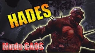 Hades en modo CAOS (Chaos) // Como derrotar a hades GOW3 (muerte de hades)