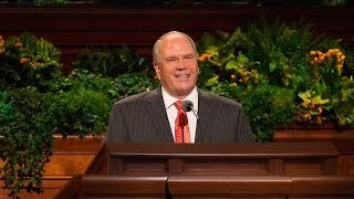 Elder Ronald A. Rasband - I encourage you to recall, especially in times of crisis, when you felt the Spirit and your testimony was strong; remember the spiritual foundations you have built. https://www.lds.org/general-conference/2016/10/lest-thou-forget?lang=eng