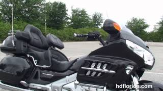 3. Used 2007 Honda Goldwing GL1800  Motorcycles for sale