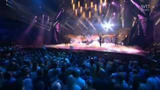 ESC 2013 - Semi-Final 2 - Interval Act Darin & Agnes