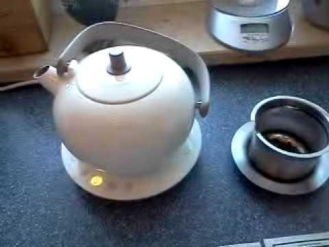 Test Philips HD7310/60 Teezubereiter Zubereitungsvideo