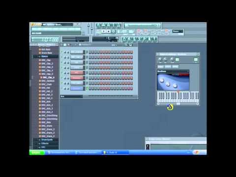 Как сделать простой рэп минус с помощью FL studio (видео)