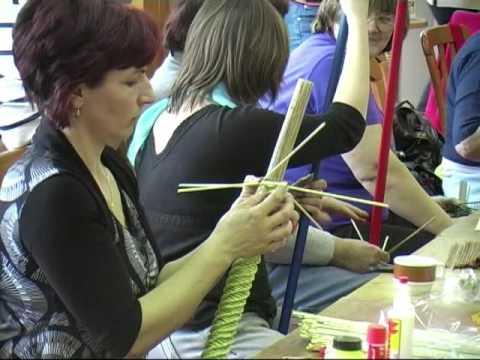 Tvorivé dielne - papierové košíky