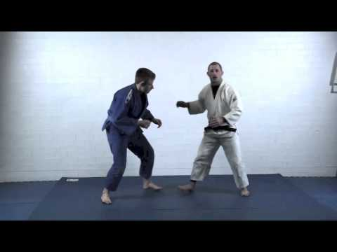 Advancing foot sweep from Matt D Aquino