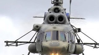 Крушение Ми-8 под Псковом: одна из версий - отказ техники
