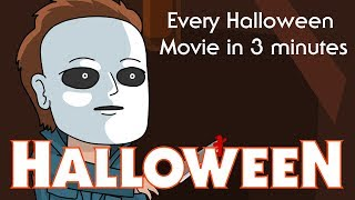 Nonton Every Halloween Movie in 3 Minutes!   Animation   ArcadeCloud Film Subtitle Indonesia Streaming Movie Download