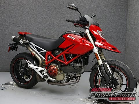 2008  DUCATI  HYM1100S HYPERMOTARD 1100 S - National Powersports Distributors