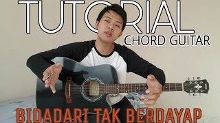 "Video Tutorial Chord Guitar ""BIDADARI TAK BERSAYAP"" MP3, 3GP, MP4, WEBM, AVI, FLV Februari 2018"