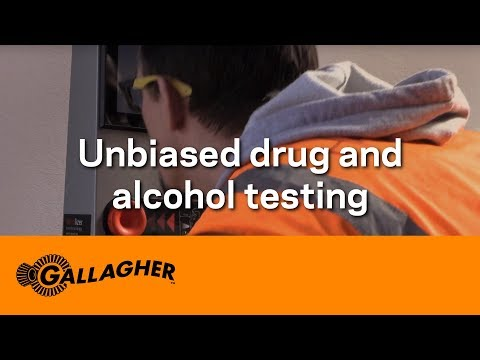 Drug and alcohol screening - Risk management