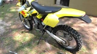 7. 2001 Suzuki DR-Z 400