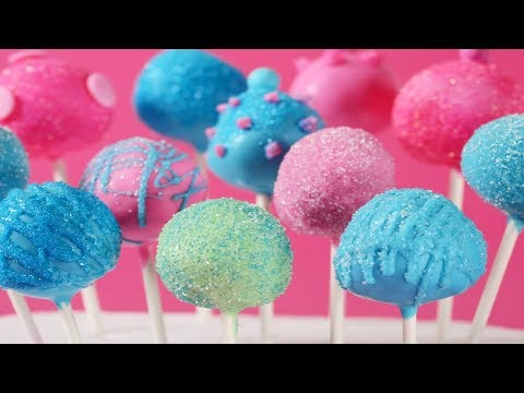 Cake Pops Recipe Demonstration – Joyofbaking.com