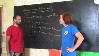 Welkam long BIGFALA Lesen blong Bislama blong Maek mo Jon! In this lesson, we have a Welkam Sell, explore introductions, attempt to appease our French ...