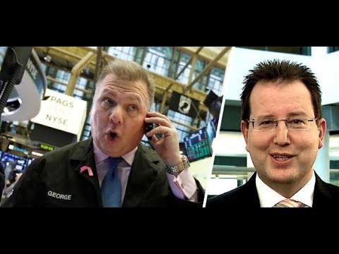 """Ausverkauf an Börsen: """"Die Panik ist leicht übertrieb ..."""