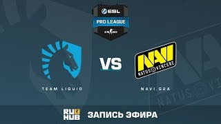 Team Liquid vs. Navi.G2A - ESL Pro League S5 - de_train [ceh9, yxo]