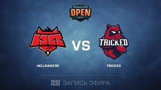 HellRaisers vs Tricked - Dreamhack Tours - de_train [yxo,Enkanis]
