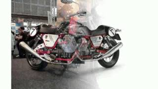 2. Moto Guzzi V7 Racer S.E. Specification and Specs