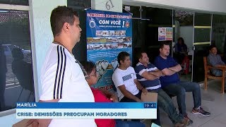 Crise faz metalúrgica de Marília demitir 170 colaboradores