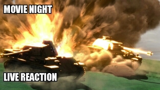 Girls Und Panzer Der Film Reaction