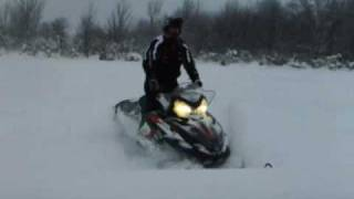 9. Polaris Shift 600 in Powder