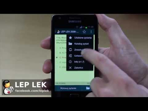 Video of LEP LEK (DEMO)