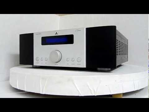 XTZ A-100-D3 Integrated Amplifier from Audio Sanctum