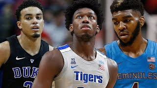 Biggest NCAA Names That Have Declared For The 2020 NBA Draft (So Far) by Obsev Sports